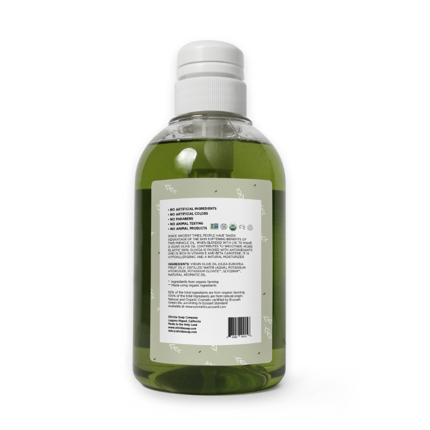 Olive Oil Liquid Soap