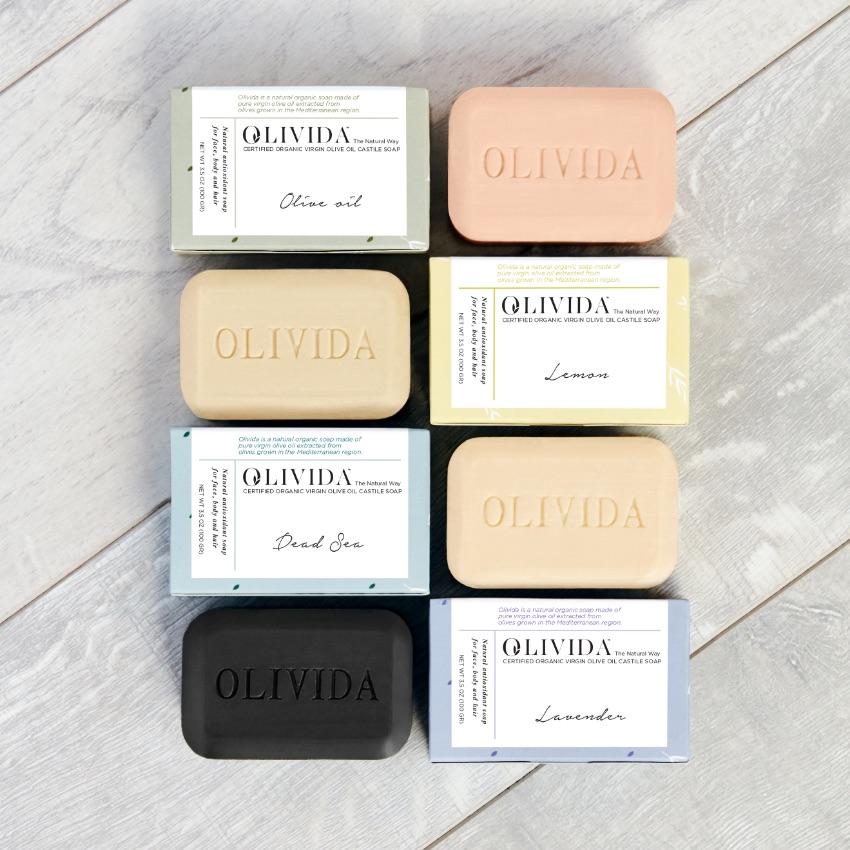 Variety Pack Bar Soap