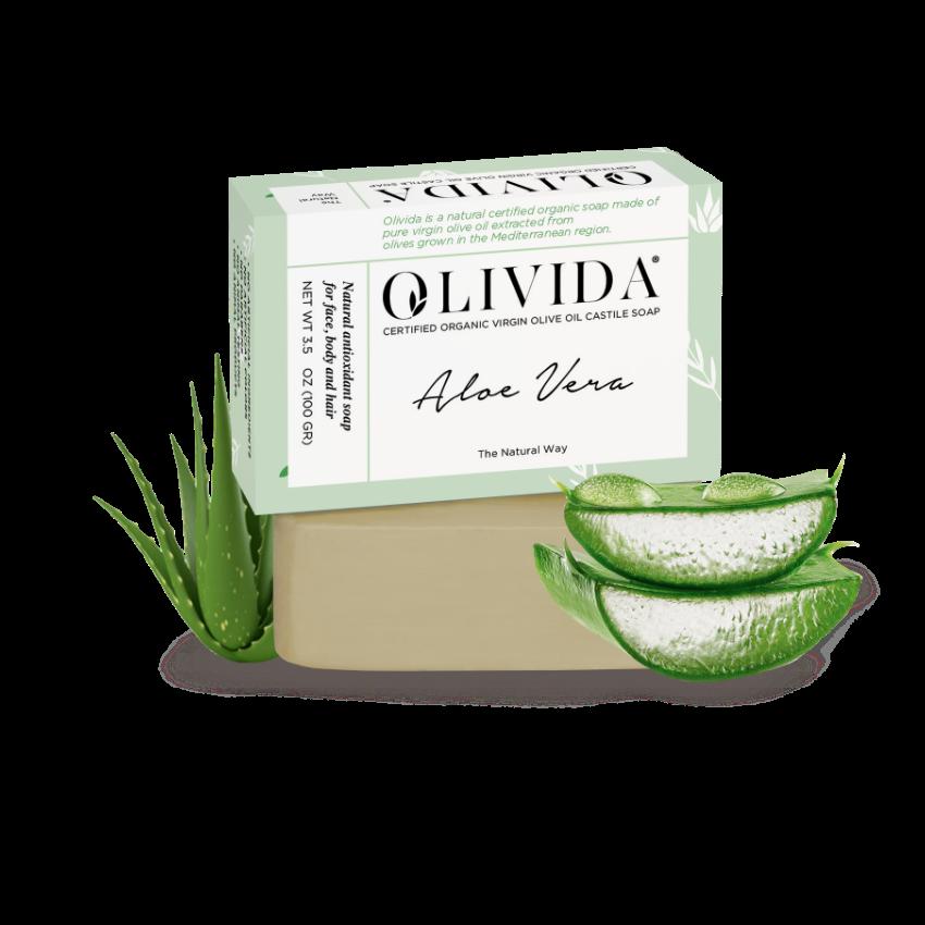 Aloe Vera Bar Soap